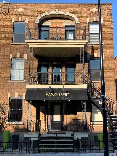 clinique Jean Gilbert, Montréal